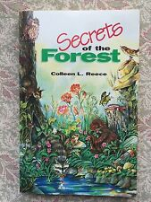 Secrets of the Forest by Colleen L. Reece (signed) 1997