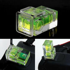 Hot Sale Double 2 Axis Bubble Spirit Level for Canon Nikon Panasonic Camera