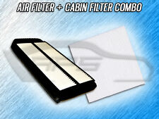 AIR FILTER CABIN FILTER COMBO FOR 2004 2005 2006 2007 HONDA ACCORD - 2.4L ONLY