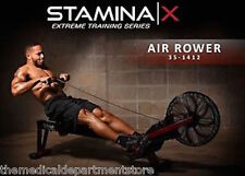 Stamina X AIR ROWER Rowing Machine 35-1412 - Cardio Exercise - BRAND NEW 2016