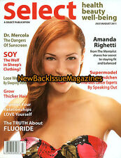 Select 7/11,Amanda Righetti,July 2011,NEW