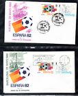 Mundial Futbol España 82 Alicante y Barcelona año 1980 (BT-772)