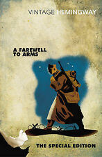 NEW - A Farewell to Arms (Vintage Classics), Hemingway, Ernest - Paperback Book