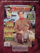 STARLOG October 1992 #183 SEAN PATRICK FLANNERY COREY CARRIER MICHELLE PFEIFFER