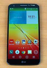 LG G2 VS980 32GB Black Verizon Smartphone Excellent Condition NO SIM TRAY