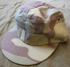 WWII GERMAN WAFFEN LUFTWAFFE INFANTRY M37 ITALIAN CAMO FIELD CAP-MEDIUM