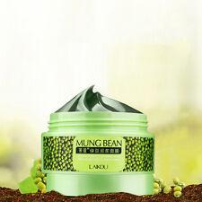 LAIKOU Nutrition Clean Mung Bean Mask Face Moisturizing Anti Wrinkle Cream MR