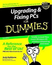Upgrading and Fixing PCs for Dummies by Andy Rathbone (2002, Paperback, Revised)