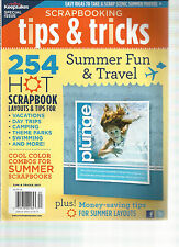 CREATING KEEPSAKES  SCRAP BOOKING TIPS & TRICKS, SPECIAL ISSUE, 2011 ( 254 HOT