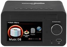 Cocktail Audio X12 Black HD Music Server/CD Ripper/DAC/60watt amp & Streamer