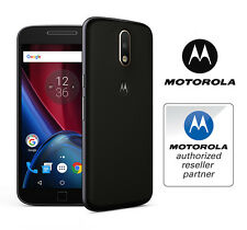 "MOTOROLA MOTO G 4 PLUS 16GB 5.5"" FULL HD DUAL SIM SMARTPHONE (BLACK)"