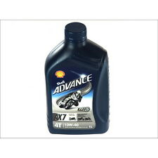 SHELL Advance AX7 4T 10W40 1L