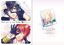 Uta no Prince-sama YAOI Doujinshi '' find you , in my finder '' Tokiya LEGO!