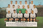 BOLTON WANDERERS FOOTBALL TEAM PHOTO 1967-68 SEASON