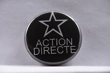 "France French Action Directe Libertarian Communist Terrorist 1"" Button Badge"