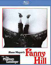 Russ Meyer's Fanny Hill + The Phantom Gunslinger (Blu-ray + DVD... *New Blu-ray*