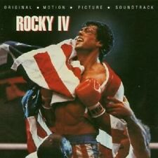 ROCKY IV ORIGINAL MOTION PICTURE SOUNDTRACK CD NEUWARE