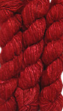 500g. Himalaya Recycled PURE SOFT Banana Silk Yarn Red