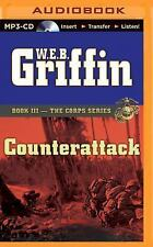 The Corps: Counterattack 3 by W. E. B. Griffin (2015, MP3 CD, Unabridged)