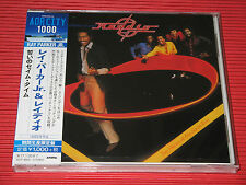 2016 AOR CITY 1000 RAY PARKER JR RAYDIO Two Places At The Same Time  JAPAN CD