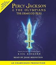 Percy Jackson: The Demigod Files The Heroes of Olympus