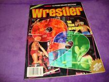 THE WRESTLER 3/93 ric flair/sting/bret hart/hulk hogan/sid vicious/vader