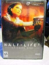 Half-Life 2: Episode One (2006) -PC Video Game - Reference Card, & Key Code  ACC