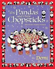 The Pandas and Their Chopsticks: and Other Animal Stories-ExLibrary