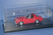 1965 TOYOTA Sports 800 1/43 Red NOREV JAPAN