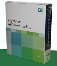 ca brightstor ARCserve Backup r11.5 SP3 for Windows - BABWBR1151E14 - NEW