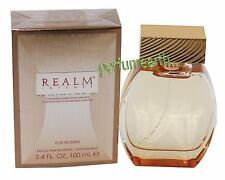 Realm Intense Perfume by Erox, 3.4/3.3 oz EDP Spray for Women New In Box