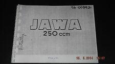 Jawa 250 ccm Manual 00392 [3-65]