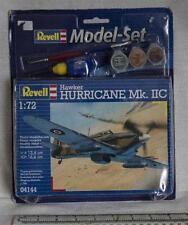 REVELL 1:72 HAWKER HURRICANE mk.11c Kit Modellino in plastica-r04144 (Nuovo con Scatola)