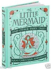 LITTLE MERMAID & OTHER FAIRY TALES ~ HANS CHRISTIAN ANDERSEN ~ LEATHER GIFT ED