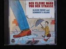 Ulrich Roski - Schobert & Black - der Kleine Mann von der Staße (CD)