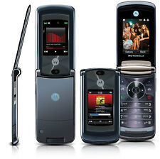 Motorola MOTORAZR2 V8 2GB Luxury Edition - blue Unlocked 2MP GSM Mobile Phone