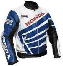 HONDA-REPSOL-HRC Motorcycle Leather Jacket Motorbike Racing,CE,ARMOUR(Replica)