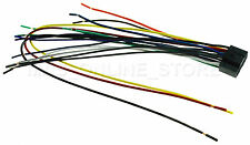 WIRE HARNESS FOR KENWOOD DPX500BT DPX-500BT *PAY TODAY SHIPS TODAY*