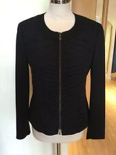 Gelco Jacket Size 10 BNWT Black RRP £139 Now £55