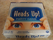 "HEADS UP! Party Board Game as seen on the TV Show ""ELLEN"" 2-6 Players - Age 8+"
