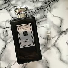 Authentic Jo Malone intense Perfume 5ml Samples - Rose water & vanilla cologne