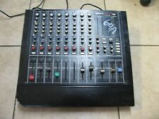 Sony MX-P21, Audio Mixer, with 3 Band Equalizers
