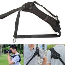 Camera Sigal Shoulder Sling Belt Neck Strap For Nikon Canon DSLR