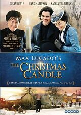 THE CHRISTMAS CANDLE DVD - SINGLE DISC EDITION - NEW UNOPENED - SUSAN BOYLE