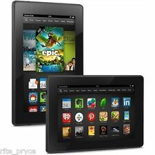 New other Amazon Kindle Fire HD 7 , 8GB, Wi-Fi, P48WVB4 , Top tip shape