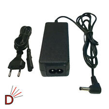 "Hp Compaq Mini 110 10,1 "" 110c 730 Cq10 110-1198ea Cargador Psu + Cable De Red de la UE"