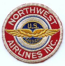 1940's Northwest Airlines Uniform Patch