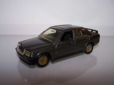 ALEX@DI MERCEDES 190 E23 SOLIDO REF 1352 1337  07-84 1/43 MADE IN FRANCE