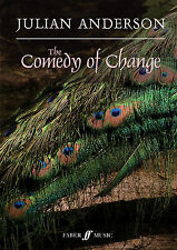 Comedy of Change The score Chamber Ensemble FLUTE HORN HARP FABER Music BOOK