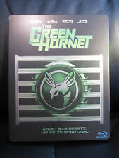 The Green Hornet Blu-Ray Steelbook Region Free Mint Condition Action Comedy